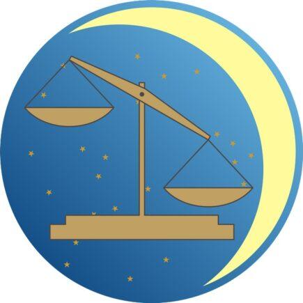 Mijn sterrenbeeld is Weegschaal
