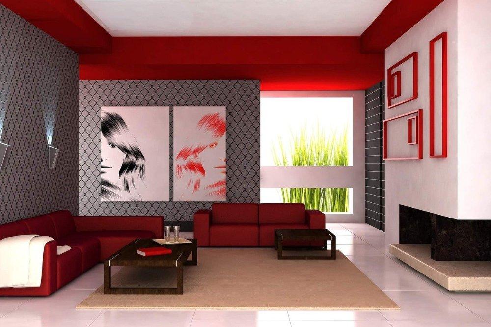 Trendy kleuren voor de woonkame