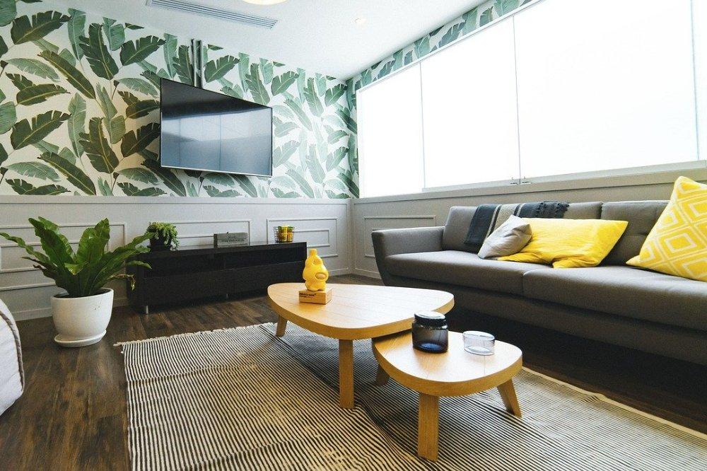 Trendy kleuren voor de woonkamer